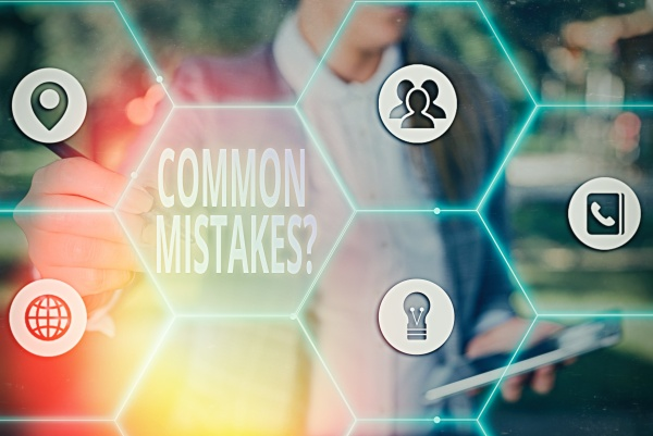 Common mistakes for Beneficiary listing